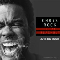 Chris Rock at The o2 on Friday 26th January 2018