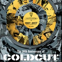 Coldcut 30th Anniversary at Village Underground on Thursday 21st September 2017