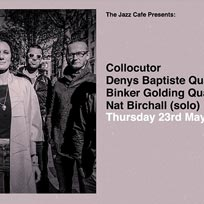 Collocutor at Jazz Cafe on Thursday 23rd May 2019