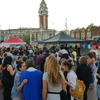 Congregate Brixton Festival at Windrush Square on Saturday 10th August 2019