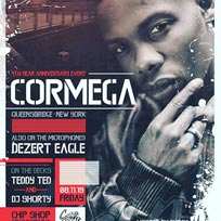 Cormega at Chip Shop BXTN on Friday 8th November 2019