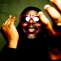 Courtney Pine + Omar at Barbican on Friday 17th March 2017
