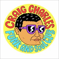 Craig Charles New Year's Day at Brixton Jamm on Monday 1st January 2018