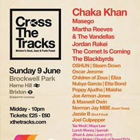 Cross The Tracks at Brockwell Park on Sunday 9th June 2019
