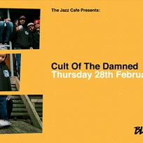Cult Of The Damned at Jazz Cafe on Thursday 28th February 2019