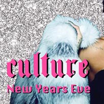 Culture NYE at Prince of Peckham on Sunday 31st December 2017
