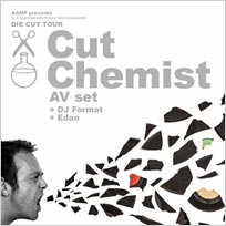 Cut Chemist at Scala on Thursday 17th May 2018