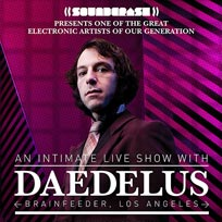 Daedelus Birthdays London April 2015