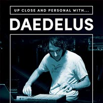 Daedelus at Secret Location on Tuesday 12th July 2016