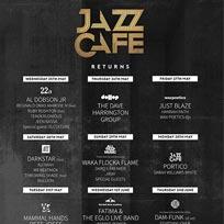 Darkstar at Jazz Cafe on Saturday 28th May 2016
