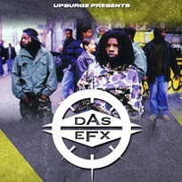 Das Efx at New Cross Inn on Saturday 29th February 2020