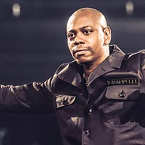 Dave Chappelle at Adelphi Theatre on Sunday 2nd June 2019
