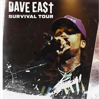 Dave East at Electric Brixton on Tuesday 3rd December 2019
