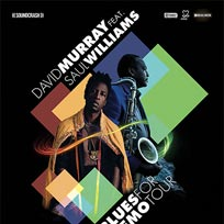 David Murray & Saul Williams at Islington Assembly Hall on Saturday 27th October 2018