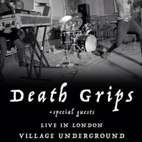 Death Grips at Village Underground on Monday 17th October 2016