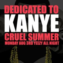 Dedicated to Kanye August 2015