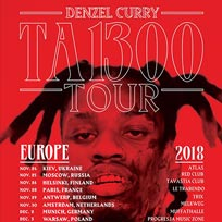 Denzel Curry  at KOKO on Sunday 16th December 2018