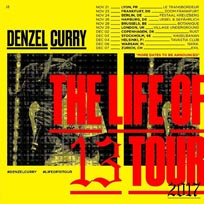 Denzel Curry at Village Underground on Wednesday 29th November 2017