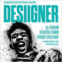 Desiigner at The Forum on Friday 10th May 2019