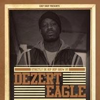 DEZERT EAGLE at Chip Shop BXTN on Thursday 27th December 2018