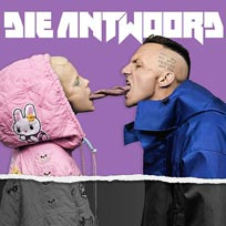 Die Antwoord at Brixton Academy on Monday 17th June 2019