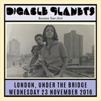Digable Planets at Under the Bridge on Wednesday 23rd November 2016