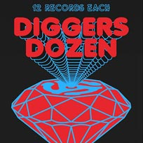 Diggers Dozen at Ace Hotel on Tuesday 27th September 2016