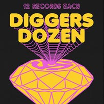 Digger's Dozen at Ace Hotel on Tuesday 25th September 2018