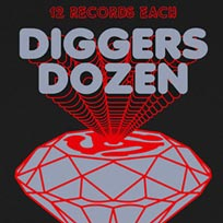 Diggers Dozen at Ace Hotel on Tuesday 26th July 2016