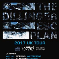 The Dillinger Escape Plan at The Forum on Wednesday 25th January 2017