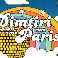 Dimitri from Paris at Jazz Cafe on Sunday 21st April 2019