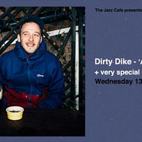 Dirty Dike at Jazz Cafe on Wednesday 13th March 2019