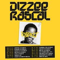 Dizzee Rascal at Brixton Academy on Thursday 12th October 2017