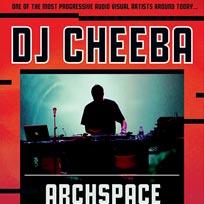 DJ Cheeba at Archspace on Saturday 28th January 2017