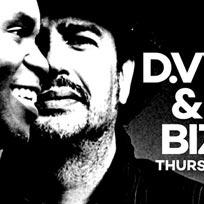 DJ D.Vyzor & Billy Biznizz at Brixton Village on Thursday 30th May 2019