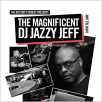 DJ Jazzy Jeff at Hangar on Friday 27th April 2018