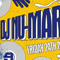 DJ Nu-Mark at Jazz Cafe on Friday 24th May 2019
