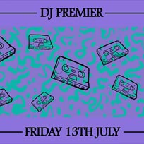 DJ Premier at Jazz Cafe on Friday 13th July 2018