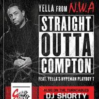 DJ Yella at Chip Shop BXTN on Saturday 30th November 2019