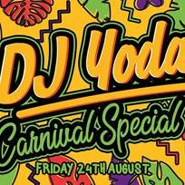 DJ Yoda at Jazz Cafe on Friday 24th August 2018