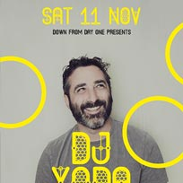 DJ Yoda at Mirth, Marvel and Maud on Saturday 11th November 2017