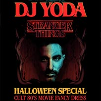 DJ Yoda at Hackney Arts Centre on Friday 2nd November 2018