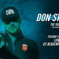 Don Strapzy at Islington Academy on Tuesday 25th June 2019