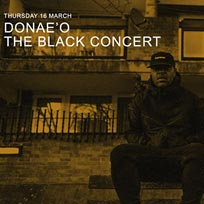 Donae'o at Camden Assembly on Thursday 16th March 2017
