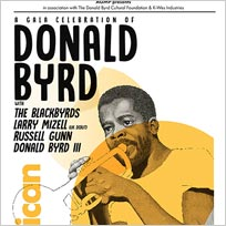 A Gala Celebration of Donald Byrd at Barbican on Friday 9th June 2017