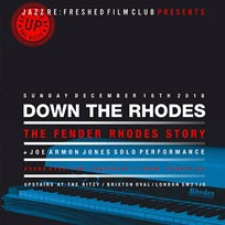 Down The Rhodes at The Ritzy on Sunday 16th December 2018