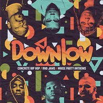 Downlow at Concrete on Friday 25th May 2018