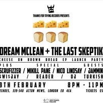 Dream Mclean & The Last Skeptik E.P Launch at Archspace on Thursday 9th February 2017