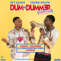 Young Dolph & Key Glock at The Forum on Sunday 1st December 2019