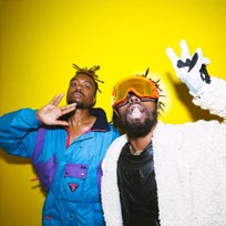 Earthgang at XOYO on Thursday 7th March 2019